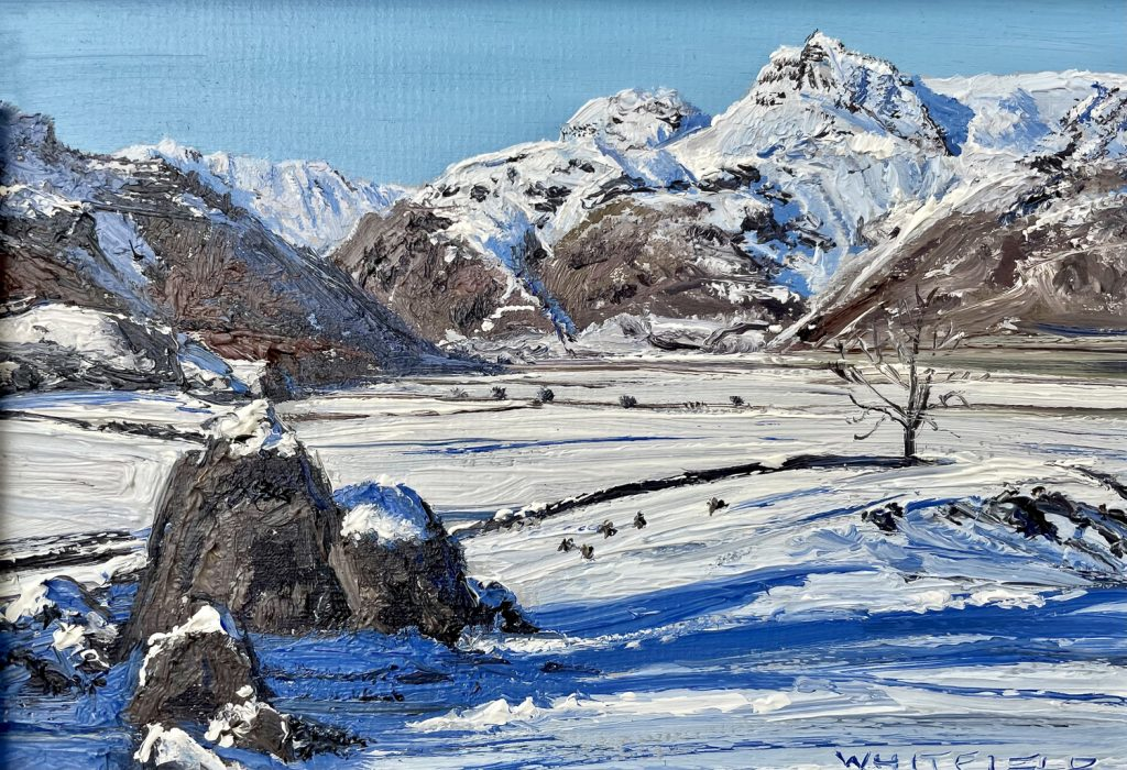 The Langdales from Copt How (NEW)