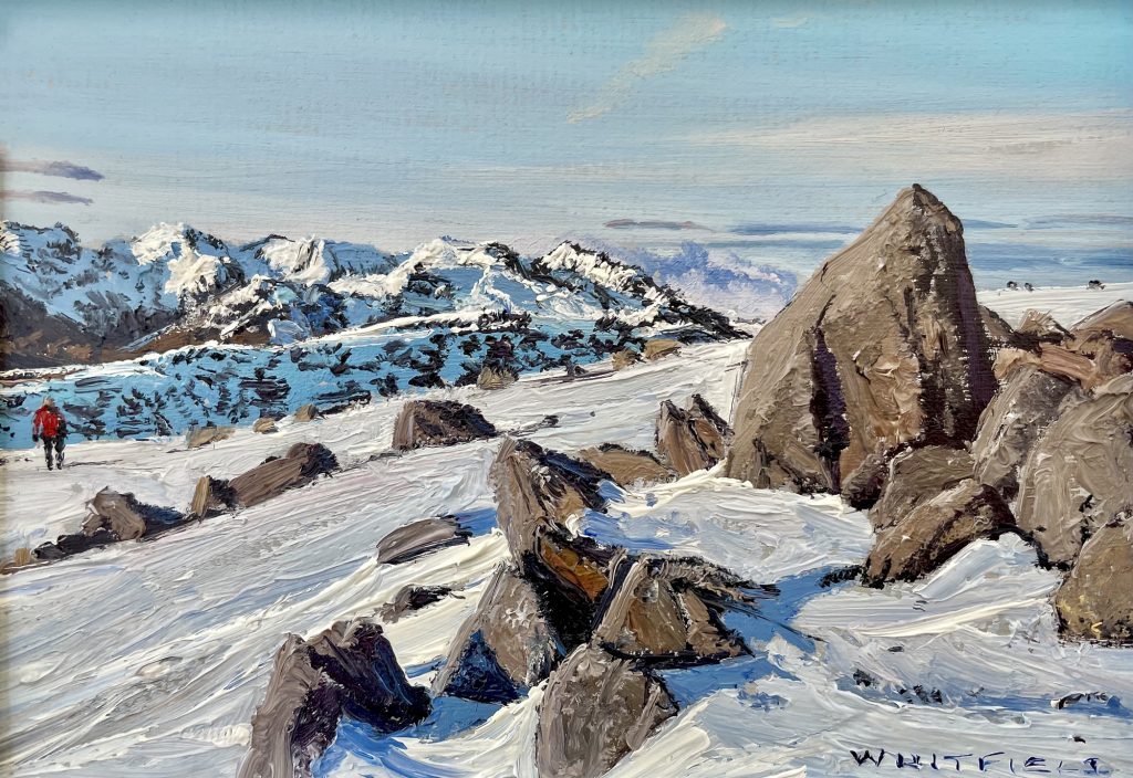 The Scafells from Swirl How (NEW)
