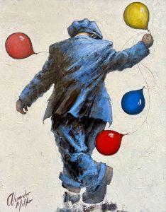 alexander millar painting