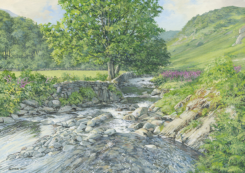 Tilberthwaite Cumbria (NEW)