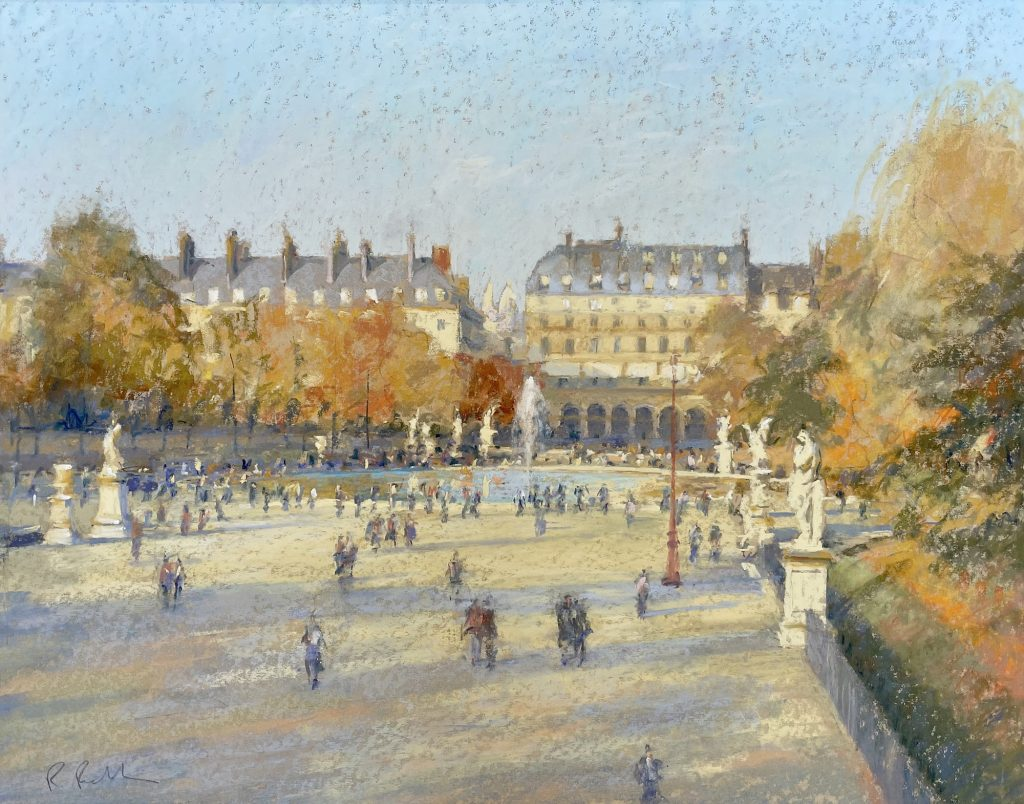 The Tuileries Gardens Paris (NEW)